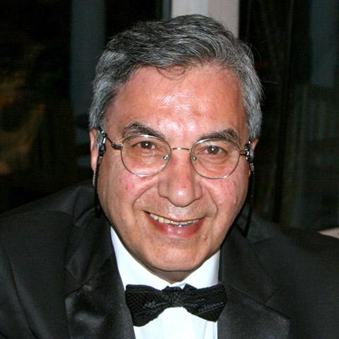 Mr Kambiz Hashemi